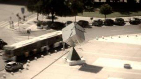 H Θεσσαλονίκη… μια μινιατούρα! με φακούς Tilt-shift
