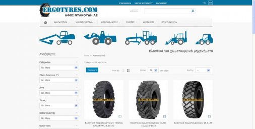 ergotyres.com