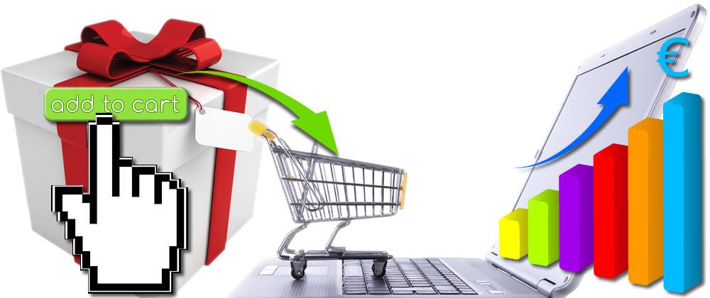 Kατασκευή ηλεκτρονικών καταστημάτων e-shops