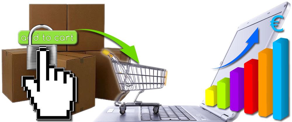 Kατασκευή ηλεκτρονικών καταστημάτων e-shops Β2Β systems