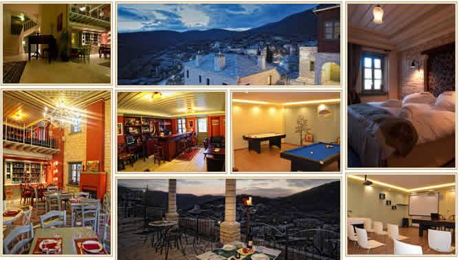Επιμελημένη Photo Gallery του ξενοδοχείου.